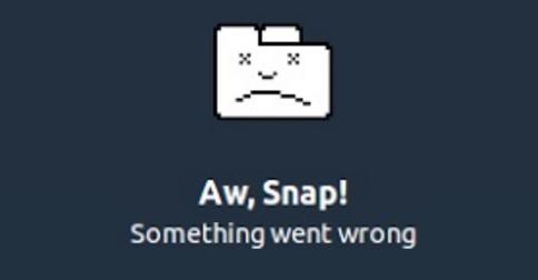 aw_snap